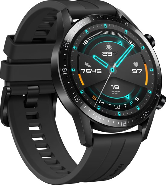 """miniature 5 - HUAWEI Watch GT 2 (46mm) Smart Watch, 1.39"""" AMOLED Display with 3D Glass Screen,"""
